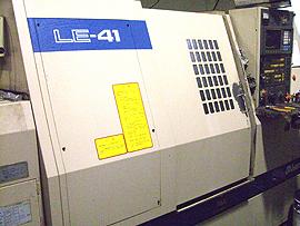 NC旋盤加工機(LE-41 ミヤノ)